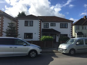 Care home in middlesex